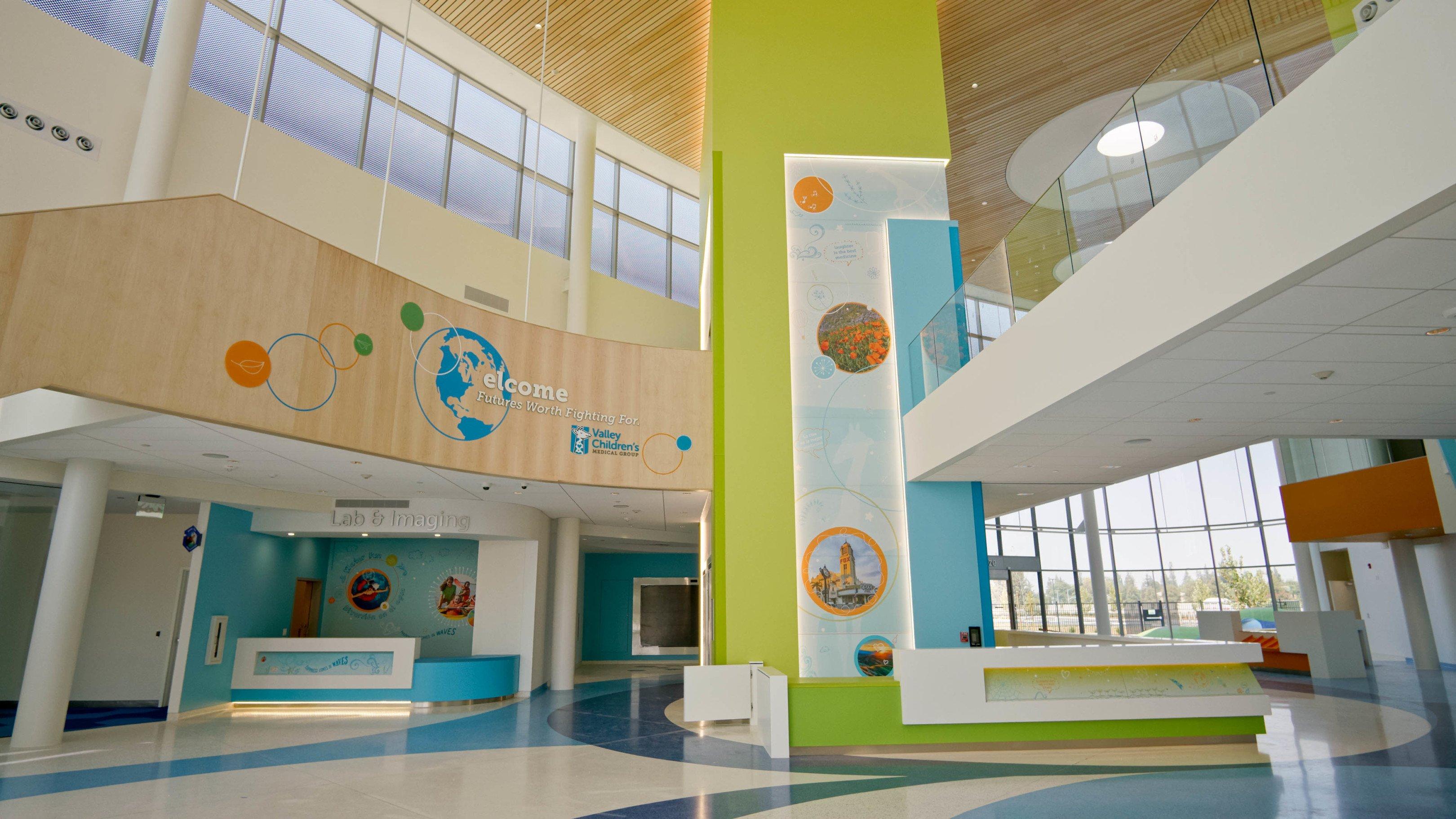 Bakersfield Valley Children's Hospital
